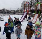Zabawy na śniegu :-)